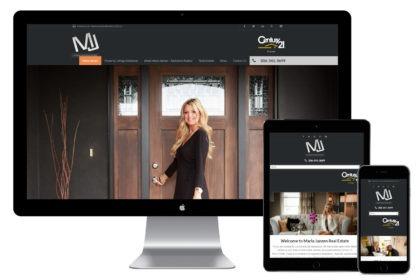 Marla Janzen Website