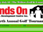 Trusted Marketing Services sponsor Hands On Outreach 2016 Golf tournament