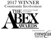 Trusted Announced As Winners Of 2017 ABEX Award For Community Involvement