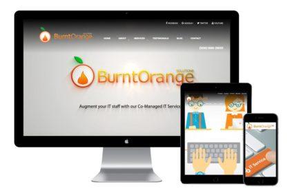 Burnt Orange Solutions