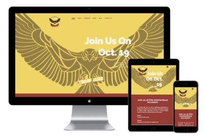 Treaty Land Entitlement Website Design
