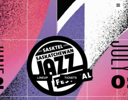 Trusted Marketing Services 2018 Sask Jazz Fest Sponsor