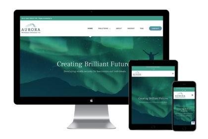Aurora Workplace New Website