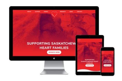 Mending Little Hearts Website
