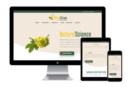Must Grow Website