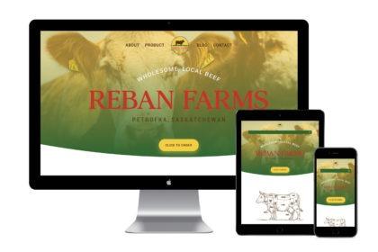 Reban Farms Website