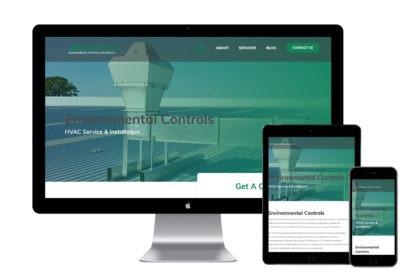 Danrich Environmental Controls Website