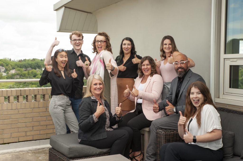 Trusted Marketing services Team Saskatoon