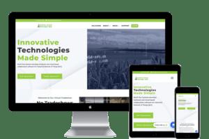 North Star Systems Website Design